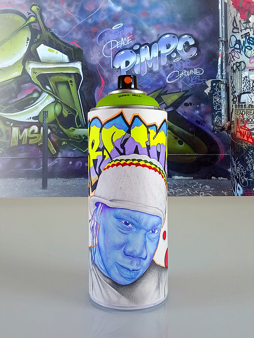 KRS-One Spray Can Collectible