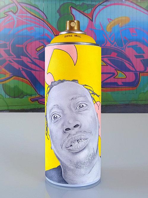 Ol Dirty Bastard Spray Can Collectible