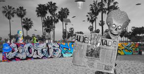 🛸 Alien Invasion Photoshop Composite