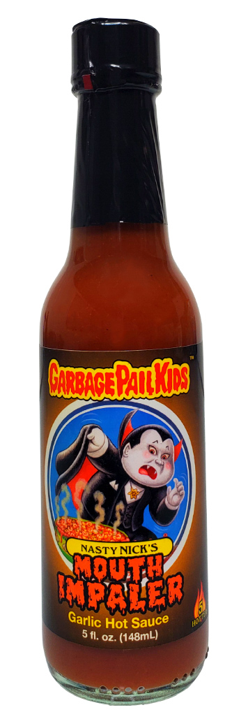 FYE GPK Nasty Nick Hot Sauce Exclusive