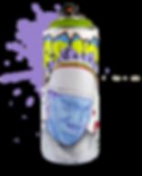 KRS One Spray Can Art