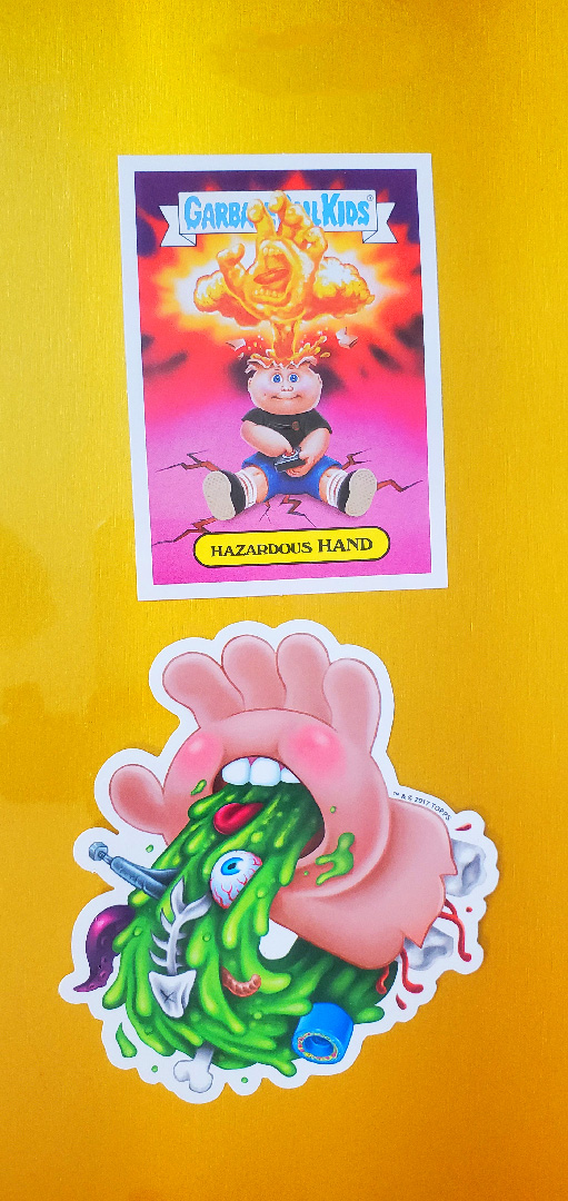 GPK Exclusives By Pitch Grim