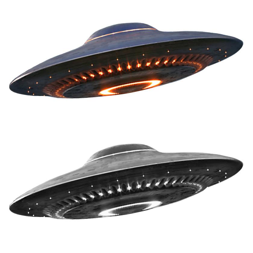 Masked & Adjusted UFO