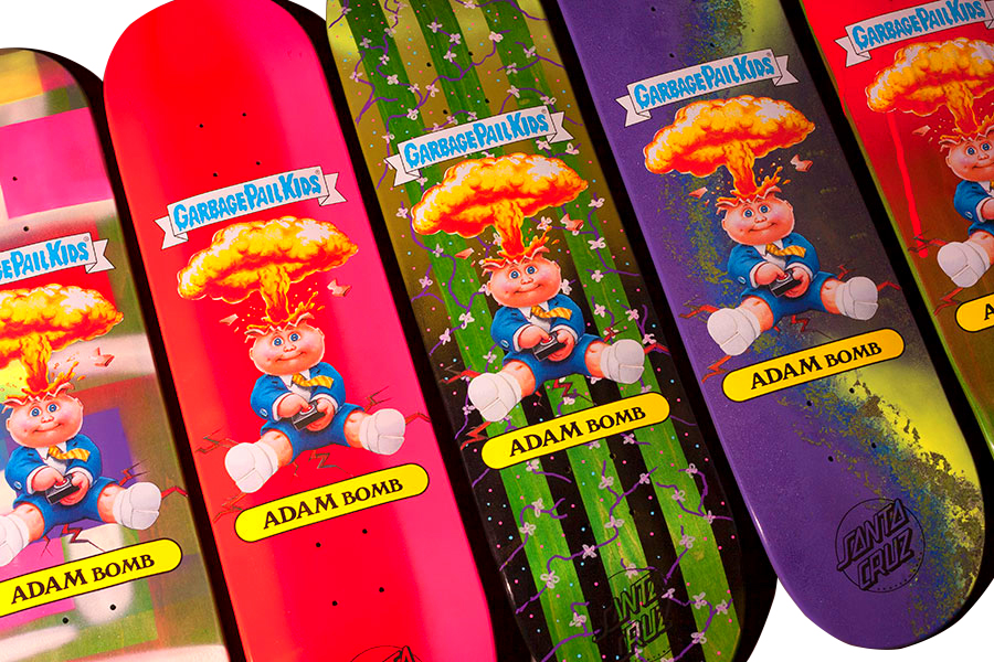 Original Custom Deck Colorways