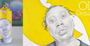 🤯 Wu-Tang Clan's Ol Dirty Bastard Spray Can
