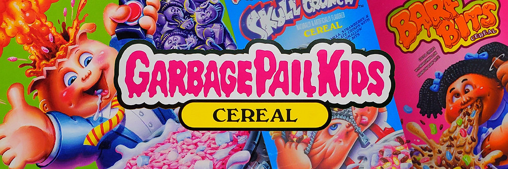 FYE Exclusive GPK Mini Cereals