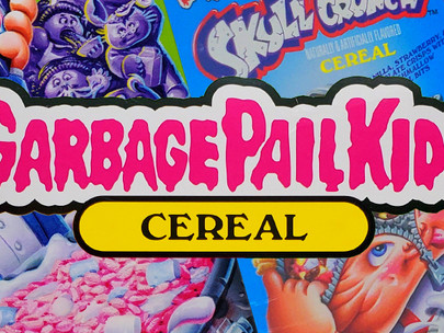 Awesome Skull Crunch Cereal is the Best Breakfast of Champions!