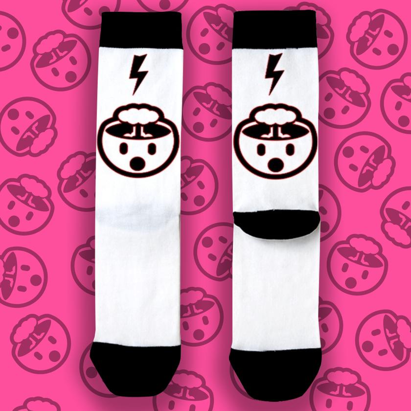 Destined for Disaster Socks