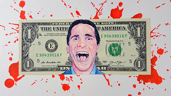 American Psycho Currency Collectible