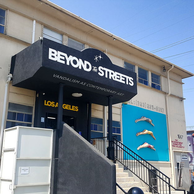 Beyond The Streets 2018