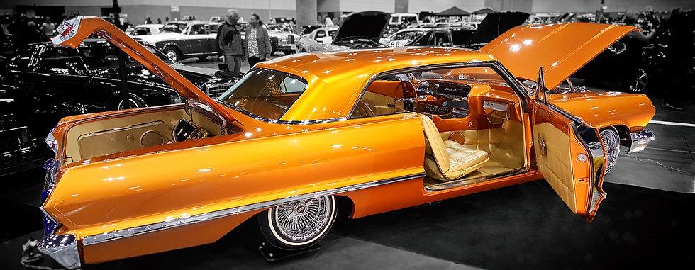 Classic Motown Gold Lowrider