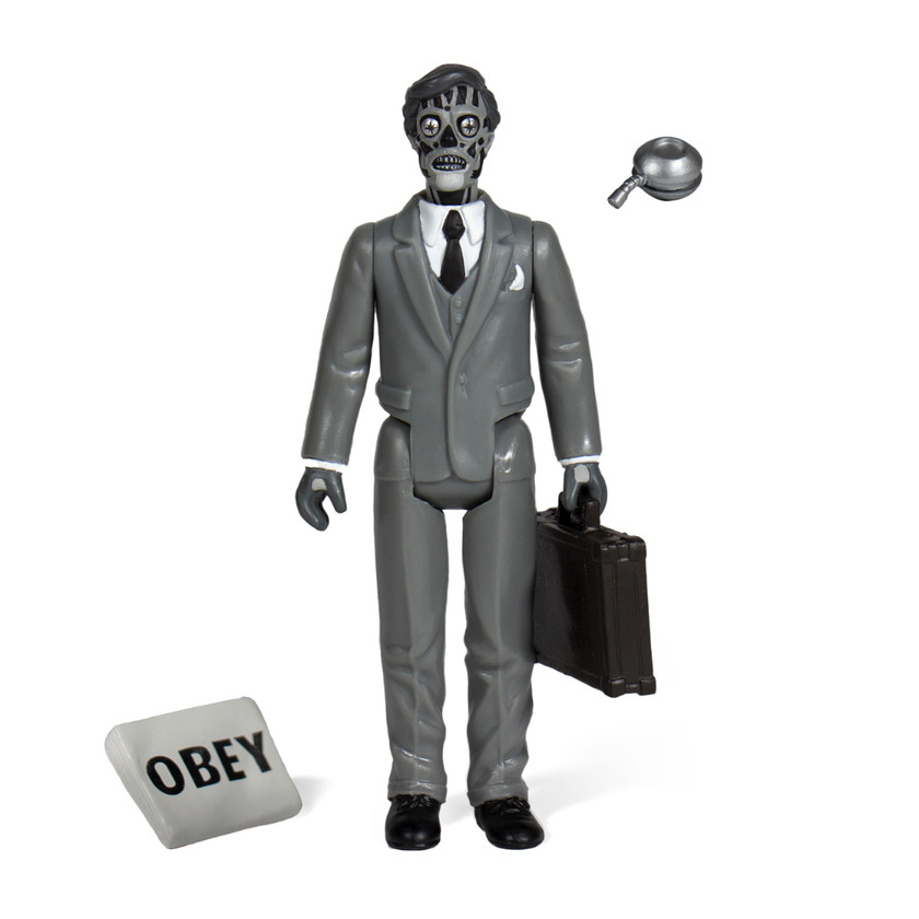 Black and White Super 7 They Male Ghoul ReAction Figure