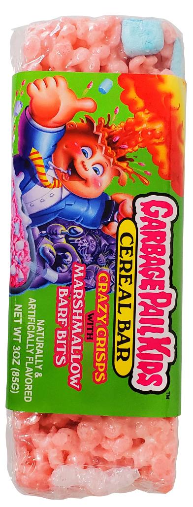 GPK Barfbits Cereal Bar Front