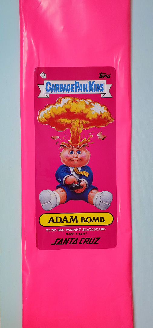 Santa Cruz Adam Bomb Blind Bag