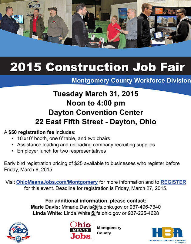 Come Join us at the 2015 Construction Job Fair!   C&C Outdoor Power