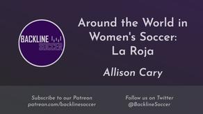 Around the World in Women's Soccer: La Roja (Spain)