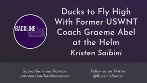 Ducks to Fly High With Former USWNT Coach Graeme Abel at the Helm