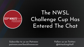 123rd Minute: The NWSL Challenge Cup Has Entered The Chat