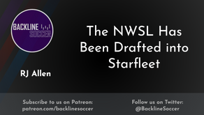 The NWSL Has Been Drafted into Starfleet