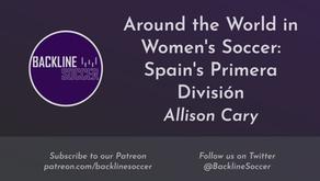 Around the World in Women's Soccer: Spain's Primera División