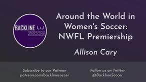 Around the World in Women's Soccer: NWFL Premiership