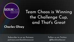 Team Chaos is Winning the Challenge Cup, and That's Great