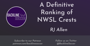 A Definitive Ranking of NWSL Crests