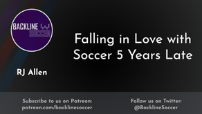 Falling in Love with Soccer 5 Years Late