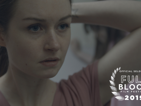 """Short film """"Baby"""" official selection at Full Bloom Film Festival and Westfield Internation"""