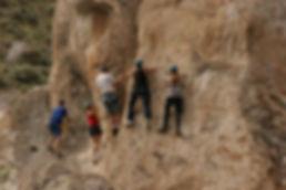 Big Rock Adventure Utah Via Ferrata Zip Line Marysvale