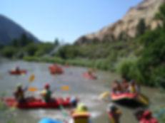 Big Rock Adventure Utah Lazy River Float Trip Marysvale