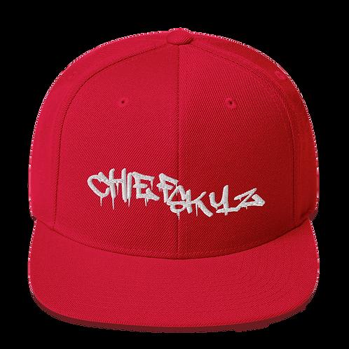 Chief Skyz Snapback Hat