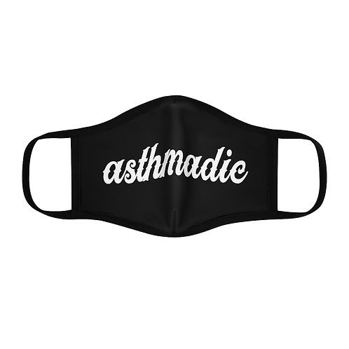 Asthmadic - Fitted Polyester Face Mask