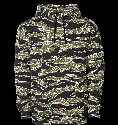 IND4000 Men's Heavyweight Hooded Pullover Sweatshirt