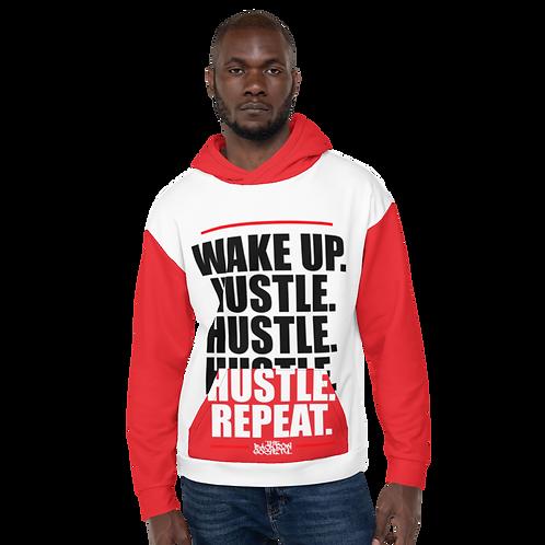 WAKE UP Multi-Color Hoodie