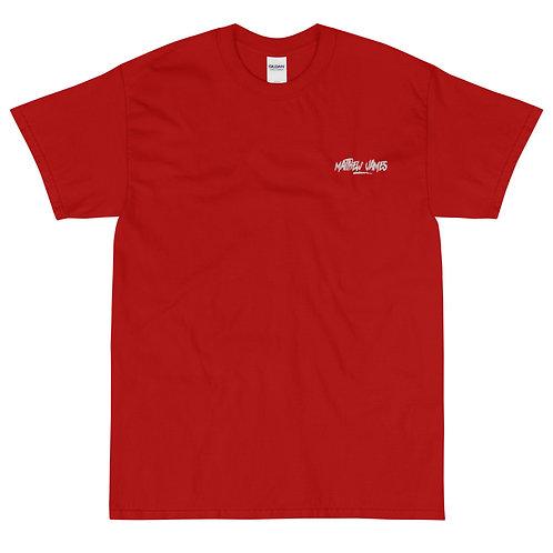 MJ EMB Name T-Shirt
