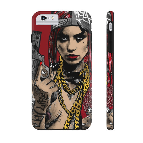 Flawless Bad B!tch  Mate Tough Phone Cases