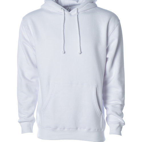 INDEPENDENT HEAVYWEIGHT HOODED PULLOVER PASTEL SWEATSHIRT