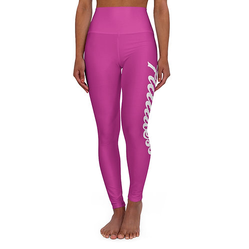 Pink Flawless Leggings