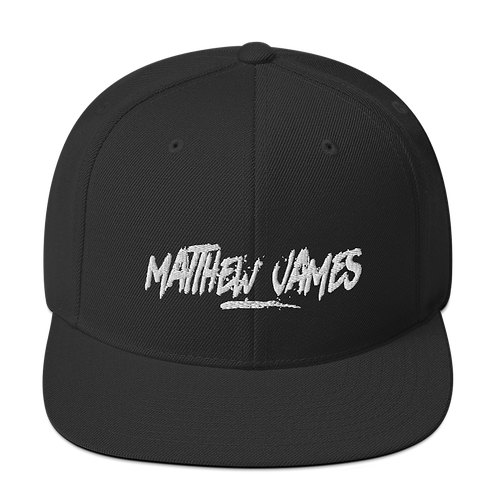 Matthew James Snapback Hat