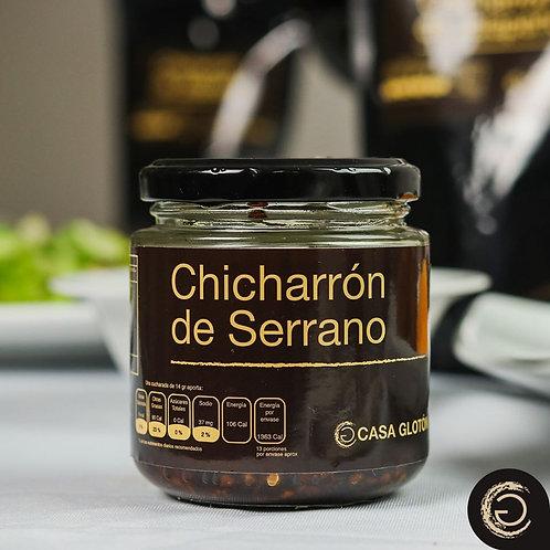 Serrano frasco