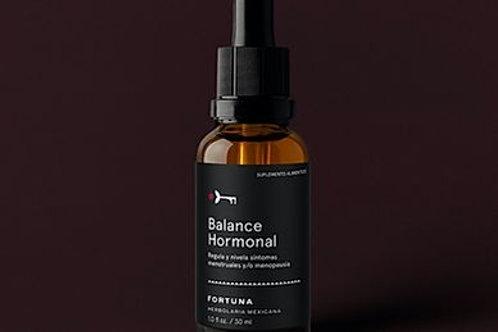 balance hormonal