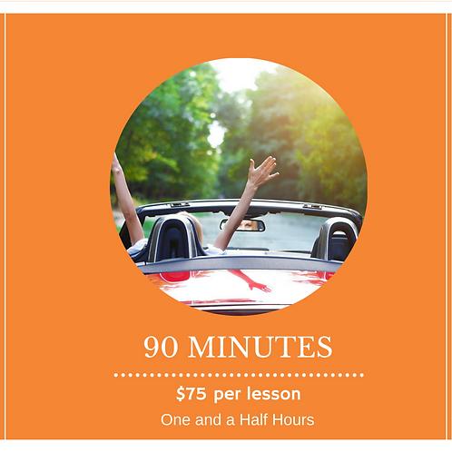 90 min Lesson