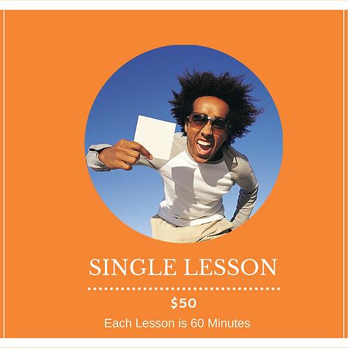 Single Lesson
