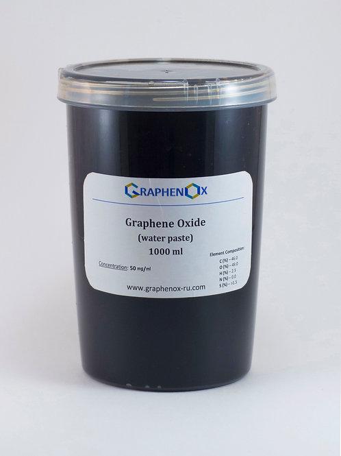 Graphene oxide paste (1000 ml)
