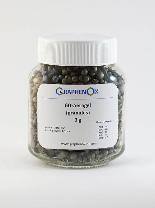 GO-Aerogel (granules)