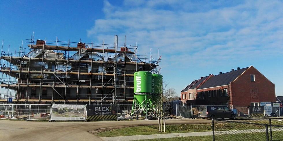 open huis 1e fase project Den Eng