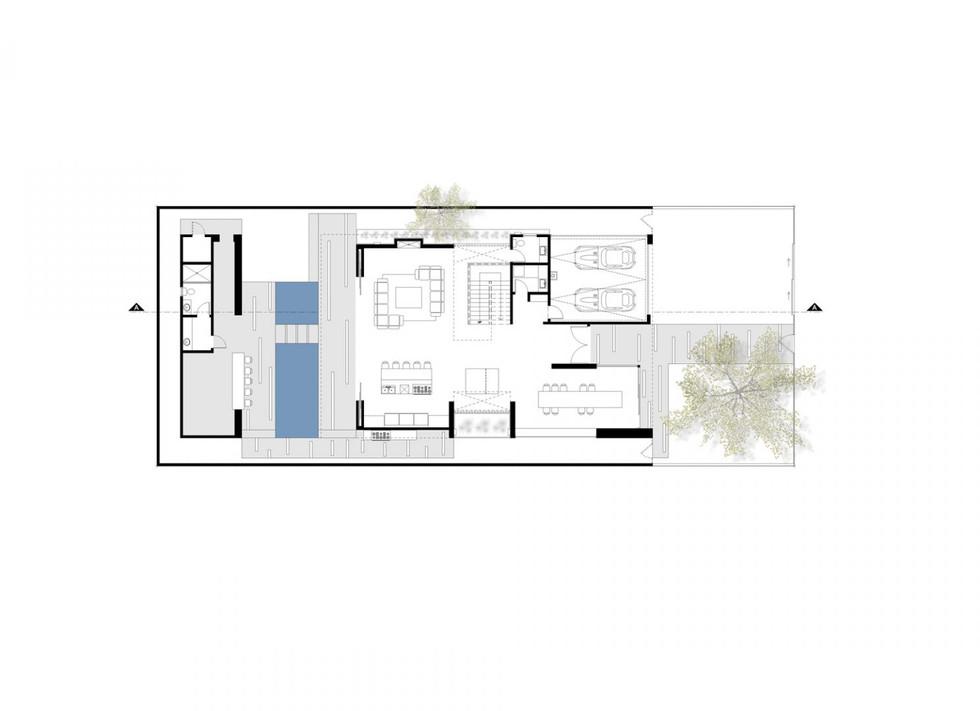 Conceptual First Floor