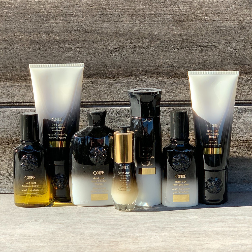 Gold Lust Collection Oribe
