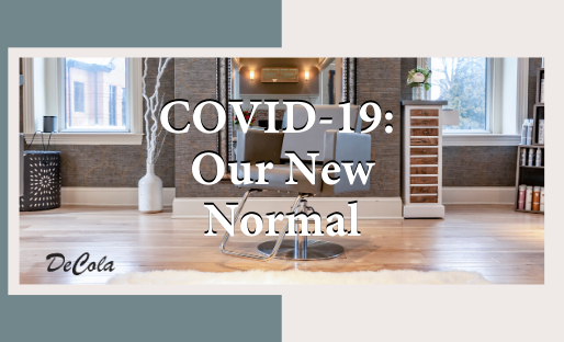 Hair Salon Visits During COVID: Our New Normal